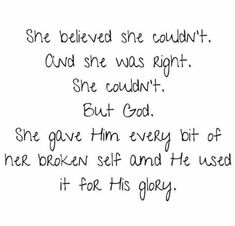 God restored my ❤ Bible Verses Quotes, Jesus Quotes, Faith Quotes, Me Quotes, Scriptures, Heartbreak Quotes, Give Me Jesus, All That Matters, Walk By Faith