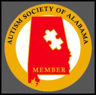 The Autism Society of AL web page