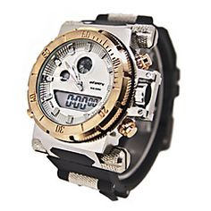 INFANTRY Men's  Watch Heavy Gunner Fashionable Outdoor Digital Wrist Watch. Get unbeatable discount up to 60% Off at Light in the Boxs with Coupon and Promo Codes.