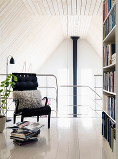 Swedish Cozy House #design #interior #decor #architecture #designidea #interioridea #missdesign