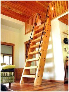Resultado de imagen para staircases for tight spaces