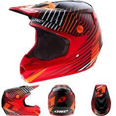 One Industries Atom Fragment Helmet. Visit http://dealtodeals.com/today-deals/industries-atom-fragment-helmet/d22221/motorcycle-powersports/c153/
