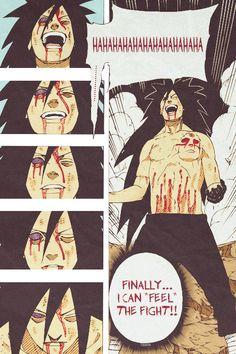 Madara Uchiha in Naruto chapter 659