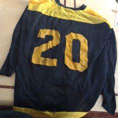 Men's jersey sz x-large