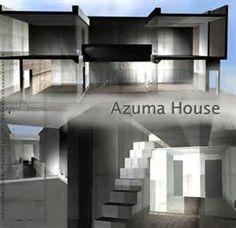 Azuma House Renderings Ing Tadao Ando Using