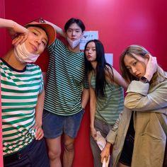 Korean Celebrities, Korean Actors, Korean Dramas, Lee Hyeri, When Life Gets Hard, Park Bo Gum, Weightlifting Fairy Kim Bok Joo, Squad Goals
