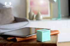 ROCKBOX CUBE Peppermint   Fresh 'n Rebel   Portable Bluetooth speaker #freshnrebel #rockbox