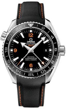 Buyer reviews Omega Planet Ocean Gmt Mens Watch 232.32.44.22.01.002