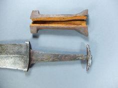 Long Basilard Dagger , short Sword 14th–15th century Late Medieval