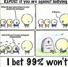 Against Bullying