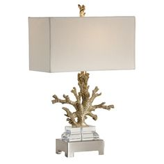 Coral Table Lamp.