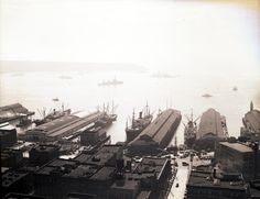 Waterfront, 1936
