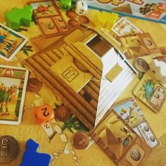 It's such a lovely and sunny day!  We're enjoying a fun game of Camel up in the sun.  What are you up to today?  #boardgames #boardgamegeek #sunny #Saturday #bankholiday