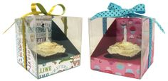 cupcake boxes on the Pazzles