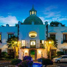 Hotel Anticavilla - Cuernavaca Morelos
