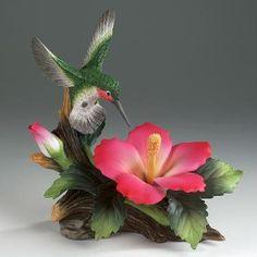Andrea by Sadek Porcelain Hummingbird and Hibiscus Figurine Sadek,http://www.amazon.com/dp/B007QN8TRA/ref=cm_sw_r_pi_dp_BQFHtb0AX9KJ2XNY