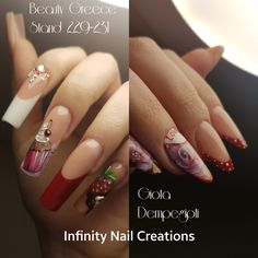 Platinum Acrylic System  Nail Creation Products  #infinity #nails ##infinitynaillcreations  #acrylicnails