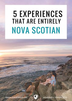 A little country, a hint of adventure and a lot of seaside -- find the best things to do in Nova Scotia. A Cape Breton Nova Scotia travel guide. Nova Scotia Travel, Cabot Trail, East Coast Travel, Atlantic Canada, Cape Breton, Canada Travel, Canada Trip, Visit Canada, Travel Guides