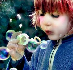 magic of childhood...with faeries