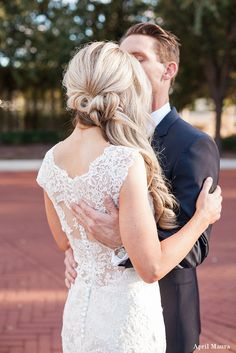 Wedding Hair | Villa Siena Wedding Photos | Scottsdale Wedding Photos | April Maura Photography…