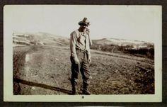 VINTAGE-OLD-1934-MEDORA-NORTH-DAKOTA-COWBOY-SPURS-BOOTS-HAT-SCARF-HISTORIC-PHOTO