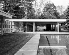Morris Greenwald House, Mies Van Der Rohe
