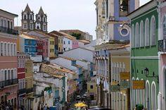 Salvador (BA) - Pelourinho Foto: Bert  www.italianobrasileiro.com