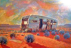 """begay paintings 