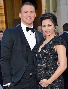 Congratulations to Jenna and Channing on the birth of their daughter Everly Tatum born May 31st 2013
