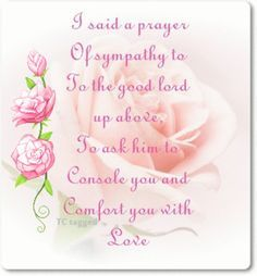 sympathy card message - Google Search