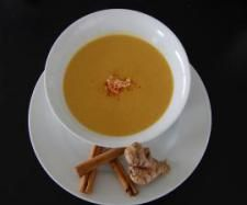Spiced Butternut Pumpkin Soup