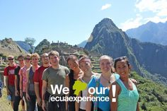 We loved our Ecuaexperience! Extra Week - Machu Picchu, Peru. Apply now!  www.ecuaexperience.com Machu Picchu, Peru, Mount Everest, March, How To Apply, Awesome, Pictures, Travel, Turkey