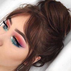 Gorgeous Makeup: Tips and Tricks With Eye Makeup and Eyeshadow – Makeup Design Ideas Gorgeous Makeup, Pretty Makeup, Love Makeup, Makeup Inspo, Makeup Art, Makeup Inspiration, Beauty Makeup, Hair Makeup, Makeup Ideas