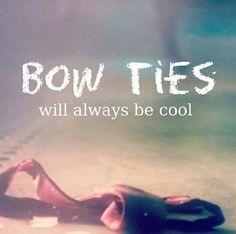 Always --- This scene broke me down. Such a powerful statement when Matt took off the bowtie.