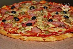 Hawaiian Pizza, Vegetable Pizza, Vegetables, Food, Recipes, Essen, Vegetable Recipes, Meals, Eten