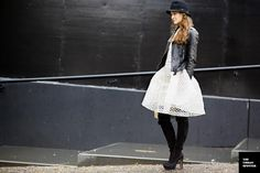 Daria Shapovalova Street Style Outfits