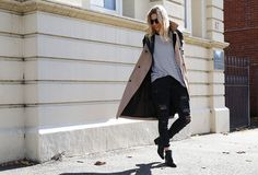 Autumn Style: How To Wear My Favorite Fall Runway Trends | Mel Boteri Style Guide | See Want Shop in The Long Trench