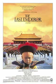 "60th Academy Awards Best Picture (1988): ""The Last Emperor"" - Jeremy Thomas"