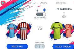 FIFA 19 V.3.0 By Denchai Fifa Games, Fc Barcelona, Android