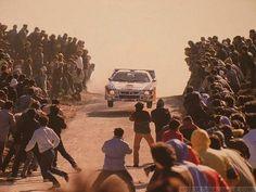 ra Attilio Bettega - Maurizio Perissinot-18º Rallye de Portugal 1984. Lancia Rally 037. Clasificado 3º.