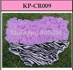 Newborn Baby Kids Girls Chiffon Ruffle Shorts Pants Baby Children Bloomers Skirt KP-CR009