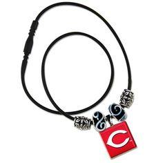 Cincinnati Reds LifeTile Necklace
