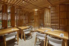 Японский суши-бар в Валенсии