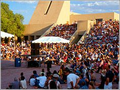 Albuquerque - National Hispanic Cultural Center.