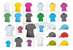 Blank T-shirt Hat arrow amount of _ living arrows volume vector