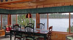 Sold this Lower Eau Claire Lake cabin with a million dollar lake view. Gordon, WI.