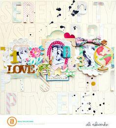 Magic Digital Story Stamp™ at Ali Edwards