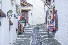 Visit the most beautiful villages in Andalucia, Spain. Discover the whitewashed Spanish villages and some of the best villages to see in Spain!