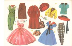 Paper Dolls~BLUE BELLE PAPER DOLLS - Bonnie Jones - Picasa Web Albums