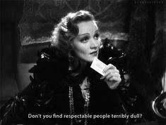 Marlene Dietrich, Shanghai Express (Josef von Sternberg, 1932)